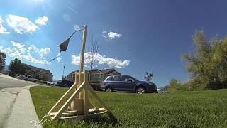 Gopro - Trebuchet In Slow Motion