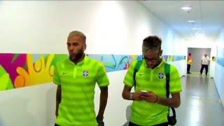 Neymar vs Colombia 2014  koora world