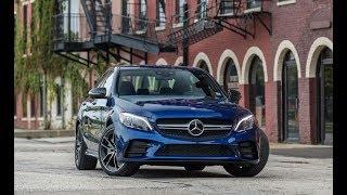 LOOK THIS LUXURIOUS 2019 Mercedes AMG C43 Sedan Review