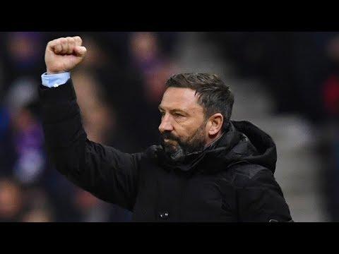 Derek McInnes   Rangers 0-1 Aberdeen