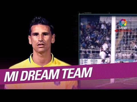 Mi Dream Team: Vicente Gómez, UD Las Palmas