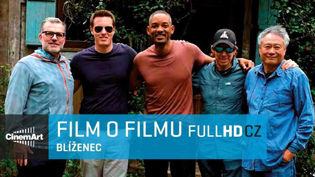 Blíženec (2019) NOVÁ FILMOVÁ TECHNOLOGIE 3D+