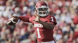 Kyler Murray highlights as a Sooner (so far)