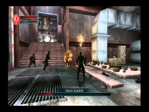 The Last Airbender Movie Game Walkthrough Part 1 (Wii)