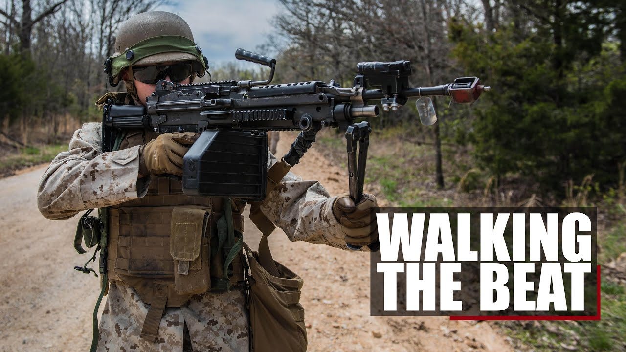 MP School | Marines Train in New MP MOS School - YouTube