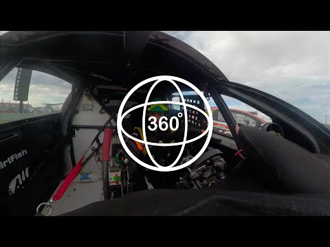 Fraser McConnell's ARX of Austin win in 360°
