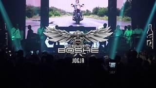 KETIKA - VIA VALLEN OM. SERA LIVE AT BOSHE JOGJA 09 JULI 2019