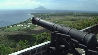 St. Kitts - Gibraltar of the West Indies