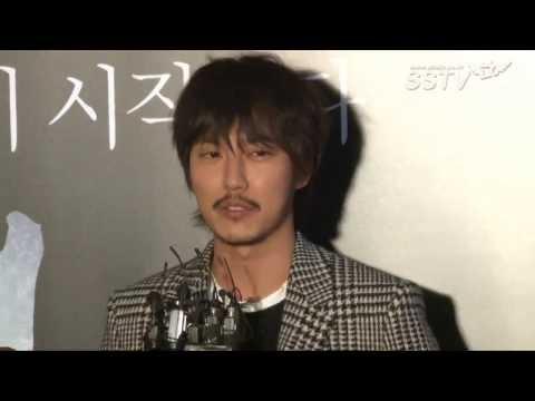 SSTV '공범' VIP시사회, 김남길 등장에 팬들 환호 '매력적인 자태'