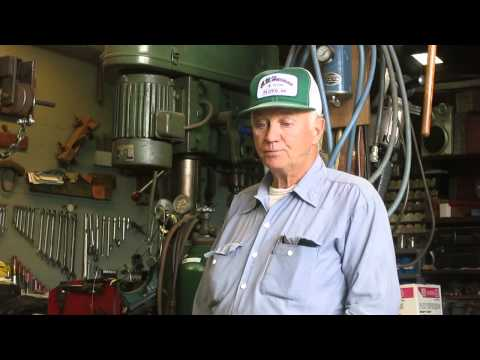 Floyd Farmer Howard Dickerson: The feed business