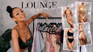 NEW IN LOUNGE SWIM & APPAREL TRY ON HAUL *MUST HAVES* AD