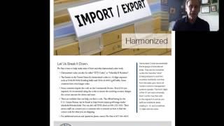 Harmonized Codes