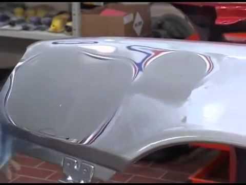 ЯН:) Быстрый урок покраски автомобиля