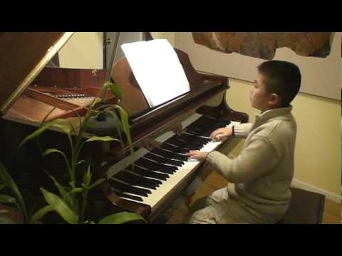 Robert Wei Yu plays the Dream of Olwen by Charles Williams
