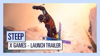 STEEP - X Games - Launch Trailer