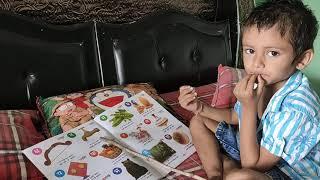 Hindi Vyanjan - Hindi Barnmala - हिंदी वर्णमाला - Hindi Barnamala for kids - क ख ग घ for kids