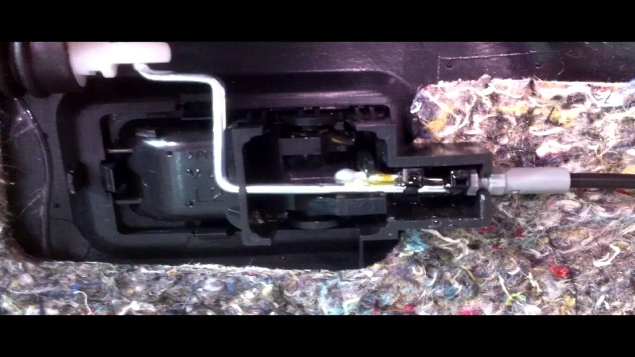 Power Door Lock Actuator Wiring Diagram 2011 Nissan Titan Aftermarket Actuators Youtube