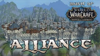 Alliance - Music of WoW: Battle for Azeroth