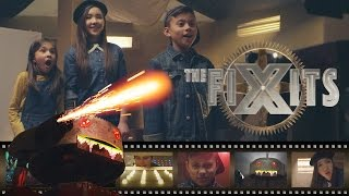 THE FIXITS  EvanTubeHD  Disney XD by Maker