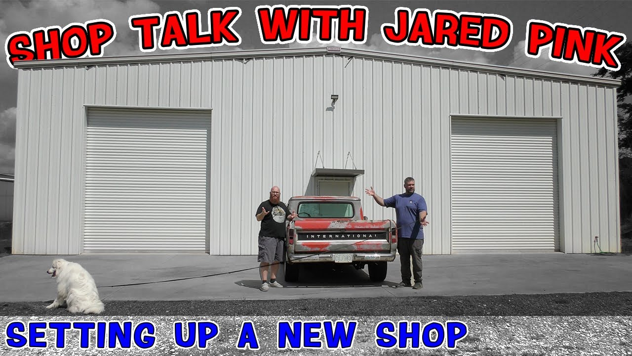 Want your own shop? CAR WIZARD visits Wrench Everyday. They share their new shop stories