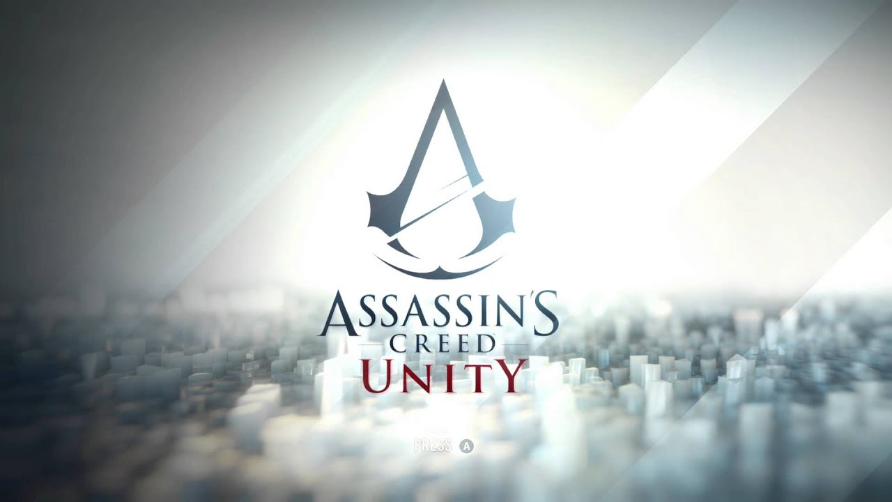 Assassin's Creed: Unity Title Screen (Xbox One, PS4, PC ...