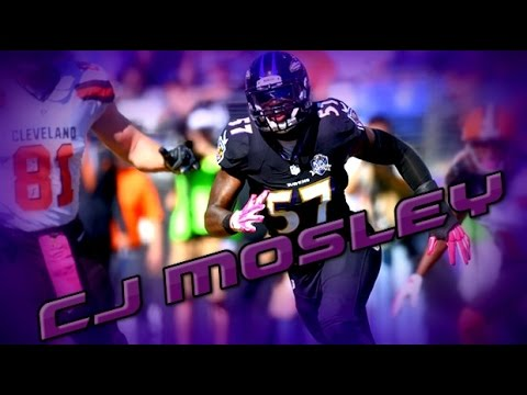 C.J. Mosley Highlights 2014-2016