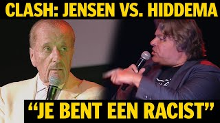 "CLASH JENSEN VS. HIDDEMA: ""JE BENT EEN RACIST"" - DE JENSEN SHOW #59"