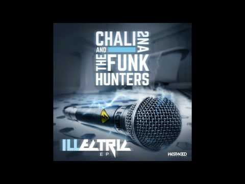 The Funk Hunters and Chali 2na - Funk Back [Westwood Recordings]