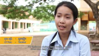 [AEA Cambodia] Khmer Learn - An ICT approach to bring access of Education
