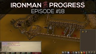 HCIM | OSRS | Oldschool Runescape hardcore ironman, starting with a...