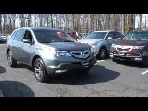 2008 Acura MDX SH-AWD Test & Review