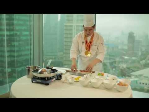 "Alan Coxon`s ""Fish 4 Yu"" heads to Shanghai and the Grand Kempinski 1"
