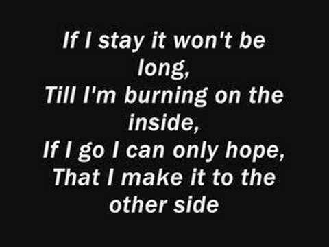 Three Days Grace  Get Out A lyrics