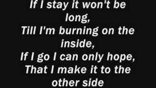 Three Days Grace - Get Out Alive lyrics