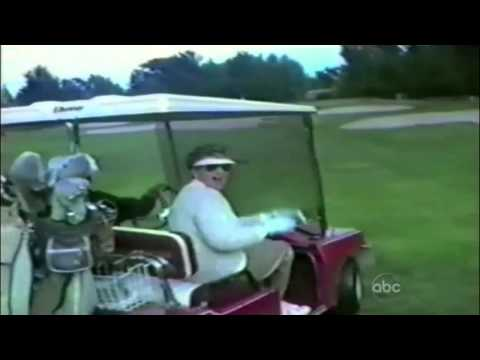 Golf Cars Funny Accidents 2012