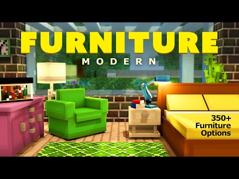 Furniture: Modern (Official Trailer)