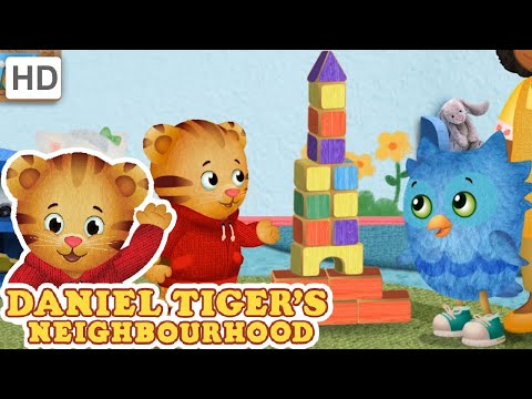 Daniel Tiger - O Builds a Tower (HD - Full Episode)