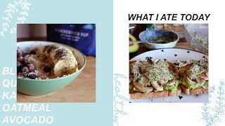 WHAT I ATE TODAY #6 For Weight Loss | Plant Based Vegan