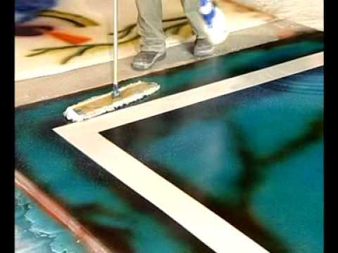 Applying Floor Wax - The Concrete Network