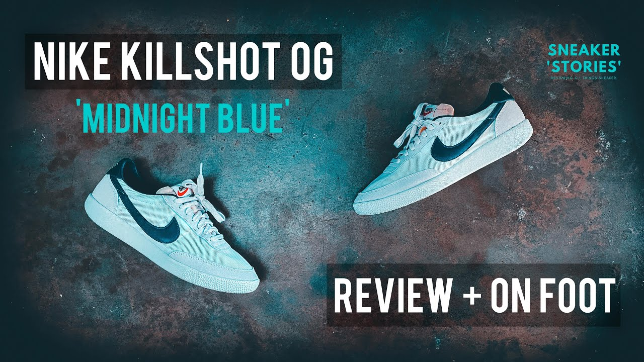 Nike Killshot OG 2020 (Review + On Foot)