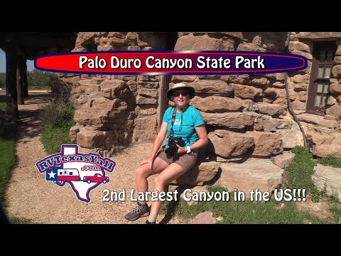 Palo Duro Canyon State Park | RV Texas