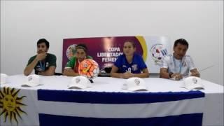 Conferencia de prensa Colón 2-Limpeño 3