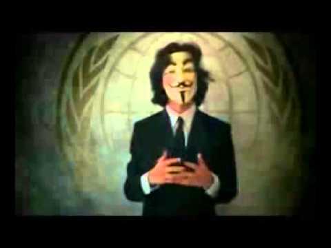 Anonymous MoroCco الرسالة الأخيرة للكيان الصهيوني OPisreal 3 0