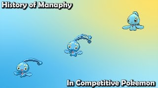 How GOOD was Manaphy ACTUALLY? - History of Manaphy in Competitive Pokemon (Gens 4-7)