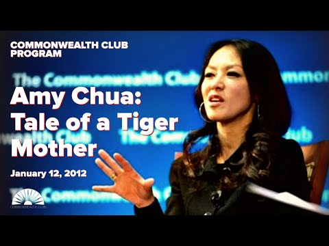 Amy Chua: Tale of a Tiger Mother (1/12/12)