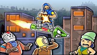 Roblox Fortnite - NINJA PLAYS THE GAME? (Roblox Island Royale)