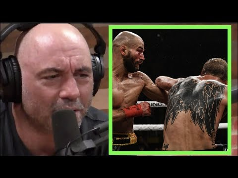 Joe Rogan on the Bare Knuckle Fighting Championship