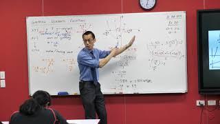 Graphing Quadratics Equations (6 of 6: Locating the vertex)