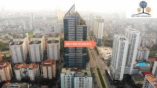 Chung cư BRG Park Residence có vị trí trung tâm, sang chảnh, đẳng cấp.