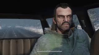 Grand Theft Auto V (PS4) Prologue